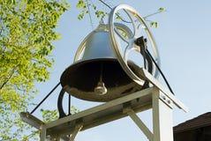 dzwon do szkoły Obrazy Royalty Free