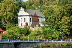 dzwon kościelny wieży Obraz Stock