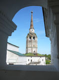dzwon kościelny wieży Obraz Royalty Free