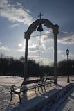 dzwon kościelny ortodoksyjny Zdjęcia Stock