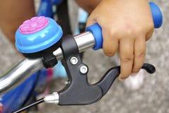 dzwon na rowerze Zdjęcie Royalty Free