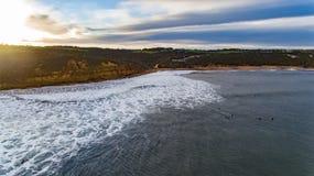 Dzwon plaża Obraz Royalty Free