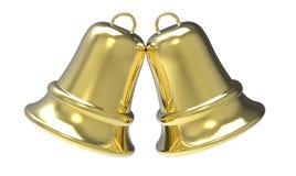 dzwon ręka royalty ilustracja