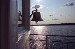dzwonek jest statek Zdjęcia Royalty Free
