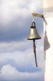 dzwonek jest statek Obrazy Royalty Free