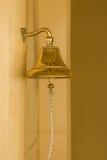 dzwonek jest statek Zdjęcie Stock