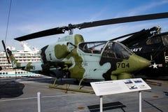 Dzwonkowa AH-1J Denna kobra 1971 Fotografia Stock