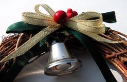 dzwonkowa dekoracji zima obrazy royalty free
