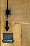 dzwonkowa elektryczna rękojeść Zdjęcia Stock