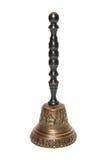 dzwonkowa ręka Fotografia Royalty Free
