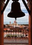 Dzwonkowa sylwetka Fotografia Royalty Free