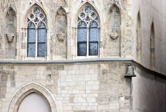 dzwonkowego domu kamenneho kamienia u zvonu Obrazy Stock