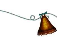 dzwonkowi boże narodzenia Obrazy Royalty Free
