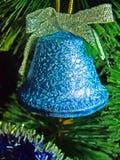 dzwonkowy błękit Obrazy Royalty Free