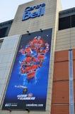 Dzwonkowy centrum, Montreal Fotografia Stock