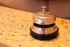 dzwonkowy hotel Zdjęcie Stock