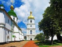 dzwonkowy katedralny Kiev sophia st wierza Zdjęcia Royalty Free