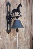 dzwonkowy klasyczny drzwi Obrazy Stock