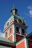dzwonkowy kościelny Jacob st wierza Zdjęcie Stock