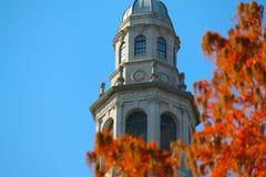 dzwonkowy kościelny wierza Obrazy Stock