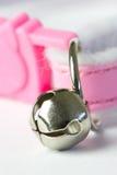 dzwonkowy kot Zdjęcie Stock
