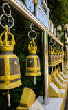 dzwonkowy obwieszenie Zdjęcia Stock