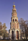 dzwonkowy ortodoksyjny wierza Fotografia Stock