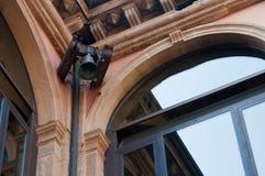 dzwonkowy stary uniwersytet Zdjęcia Royalty Free