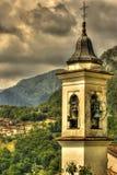 dzwonkowy stary wierza Zdjęcie Royalty Free