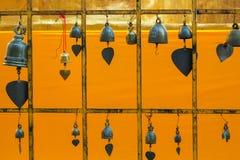 Dzwonkowy stojak Fotografia Stock