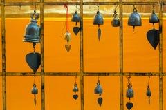 Dzwonkowy stojak Zdjęcia Royalty Free