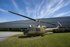 Dzwonkowy UH-1 helikopteru zabytek Zdjęcia Royalty Free