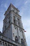 Dzwonkowy wierza święty Lawrance w Trogir Fotografia Stock