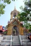 Dzwonkowy wierza buddyjska świątynia Obraz Stock