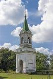 Dzwonkowy wierza stary ortodoksyjny kościół w Ukraina Fotografia Stock