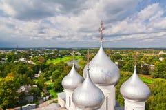 dzwonkowy wierza widok Zdjęcia Royalty Free
