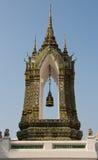 Dzwonnica w świątyni Obrazy Stock