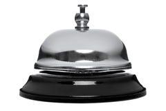 dzwonu biel odosobniony recepcyjny Obrazy Royalty Free