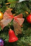 dzwonu gałęziasty futerkowy ręki drzewo Fotografia Stock
