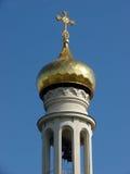 dzwonu krzyża wierza Obraz Stock