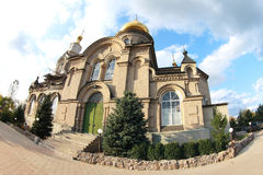 dzwonu niebo błękitny kościelny obraz royalty free