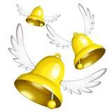 dzwonów target1706_1_ Zdjęcie Royalty Free