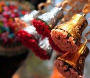 dzwony dekoracyjni Zdjęcia Stock