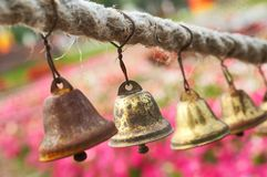 dzwony etnicznych zdjęcia royalty free
