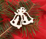 dzwony ornamentacyjni Zdjęcia Stock