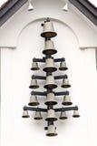 dzwony osiągają unikalnego obrazy royalty free