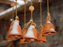 dzwony terakotowi zdjęcie royalty free