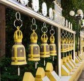 Dzwony w świątyni Zdjęcie Stock