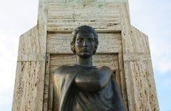 Żeńska rzeźba w Constanta, Rumunia Zdjęcie Royalty Free