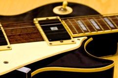 E吉他 免版税库存图片